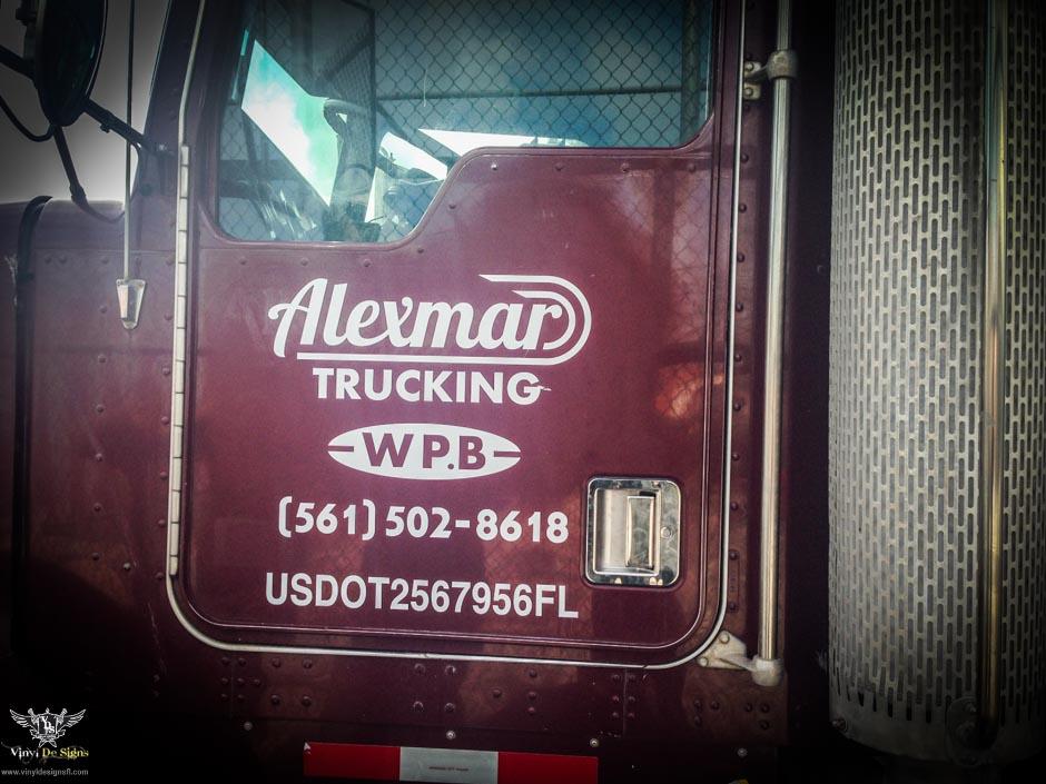 DOT Alexmar Trucking WPB  (1 of 1)