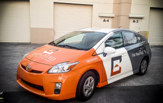 Entrusted Toyota Prius (2 of 3)