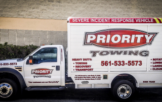 Priority Box Truck 05 2015 Vehicle Decals (4 of 5)